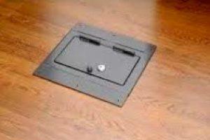 Floor Safe Install
