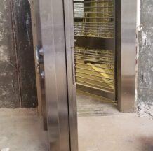 Vault Door Install